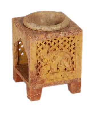 duftlampe elefant im orientalischen stil. Black Bedroom Furniture Sets. Home Design Ideas