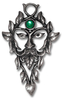 Amulett Green Man