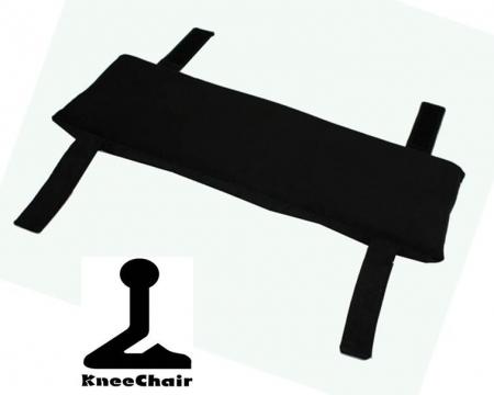 kissen f r meditationsbank schwarz. Black Bedroom Furniture Sets. Home Design Ideas